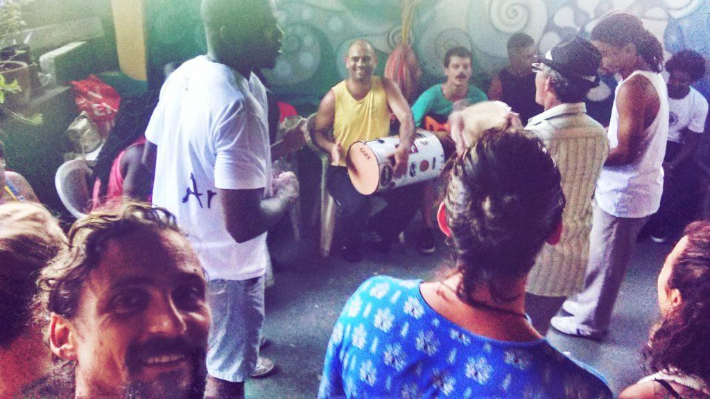 Samba FICA RIO